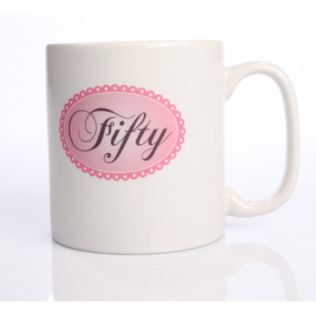Personalised Age Mug Product Image