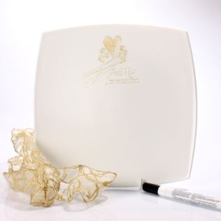 First Holy Communion Signing Plate Product Image