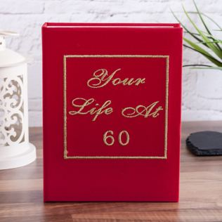 Your Life At 60 Photo Album Product Image
