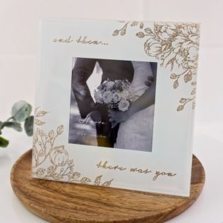 Wedding Rings Photo Frame Product Image
