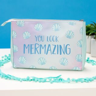 Mermaid Treasures Wash Bag Product Image