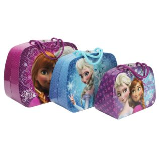 Disney Frozen Set of 3 Large Cases Product Image