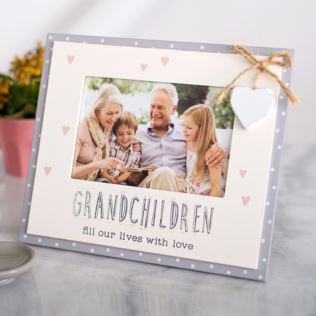 Love Life Grandchildren Photo Frame 6 x 4 Product Image