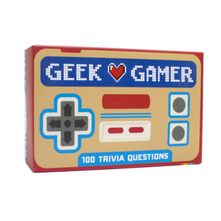 Geek Gamer Trivia Product Image