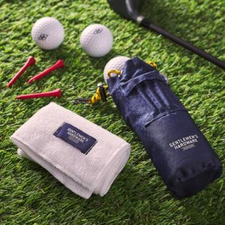 Gentlemen's Hardware Golfer's Accessory Set Product Image