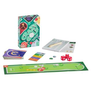 Ridley's Games Crazy Golf Game Product Image