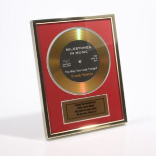Gold Didi Disc Product Image