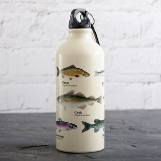 Fish design Water Bottle Product Image