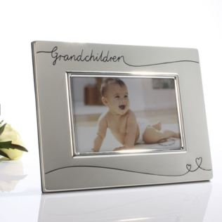 Grandchildren Photo Frame Product Image