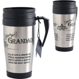 Grandad Thermos Travel Mug Product Image