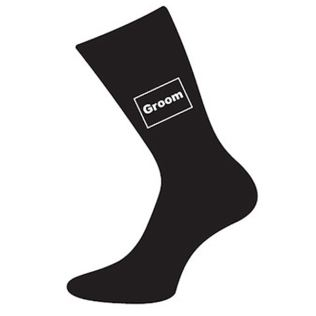 Wedding Party Socks Product Image