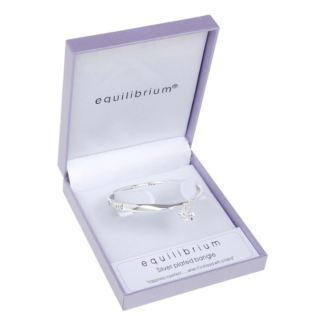 Happiness is... Friend Bangle in Personalised Box Product Image
