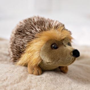 Living Nature Hedgehog Soft Toy Product Image
