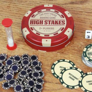 High Stakes Game Product Image