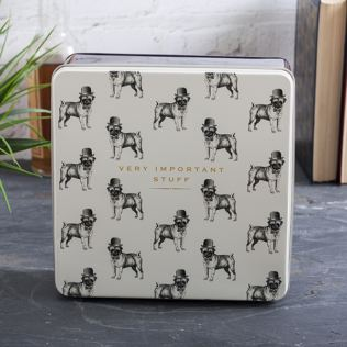 Very Important Stuff Emporium Storage Tin Product Image