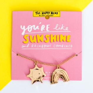 By Emily Coxhead The Happy News - You're Like Sunshine Bracelet Product Image