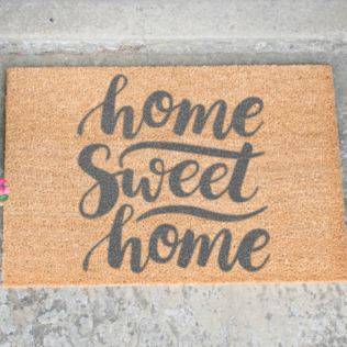 Home Sweet Home Doormat Product Image