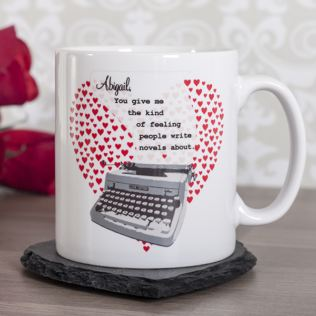 Personalised Kind Of Feeling Mug Product Image