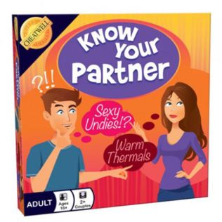 Know Your Partner Quiz Game Product Image