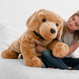 Giant Labrador Soft Toy 90cm Product Image