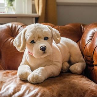 Labrador Soft Toy Product Image