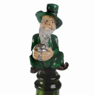 Leprechaun Bottle Stopper Product Image