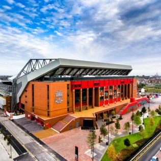 Liverpool FC Stadium Tour with Museum Entry for Two Product Image