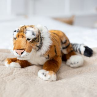 Living Nature Large Tiger Soft Toy Product Image