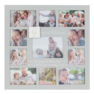Love Life Grandchildren Collage Frame Product Image