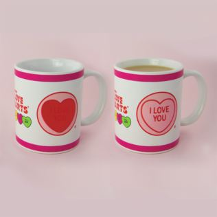 Love Hearts Heat Change Mug Product Image