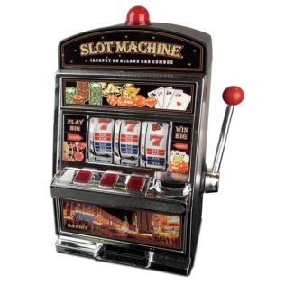 Lucky Slot One Arm Bandit Product Image