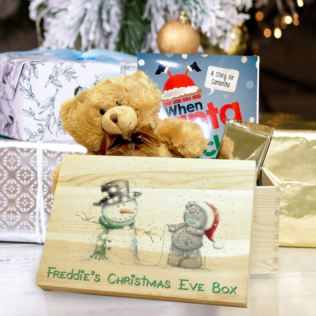 Me To You Tatty & Snowman Christmas Eve Box Product Image