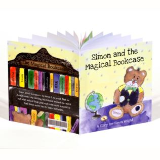 Personalised Children's Book - The Magical Bookcase Product Image