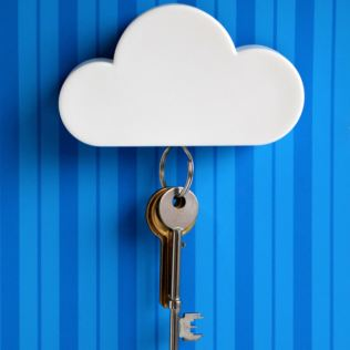 Cloud Key Holder Product Image