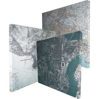 Map Canvases Product Image