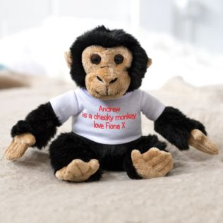 Personalised Message Monkey Product Image
