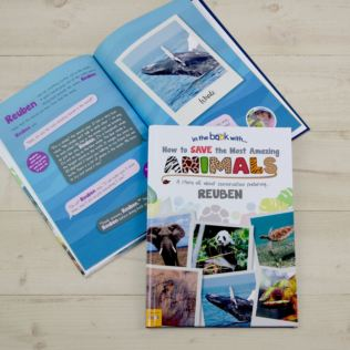 Personalised How to Save The Most Amazing Animal Product Image