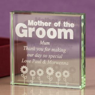Mother of the Groom Keepsake Product Image