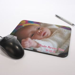 Personalised Mouse Mat of Your Baby Product Image