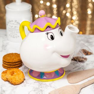 Beauty And The Beast Mrs Potts Teapot Product Image