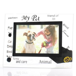 My Pet Glass Photo Frame Product Image