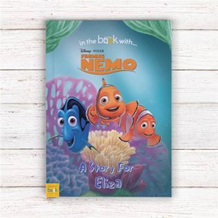 Disney's Finding Nemo Personalised Book Product Image