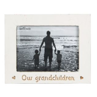 Our Grandchildren Country Charm Photo Frame Product Image