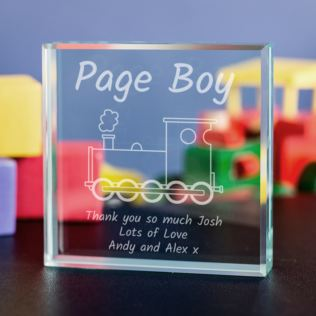 Page Boy Keepsake Product Image