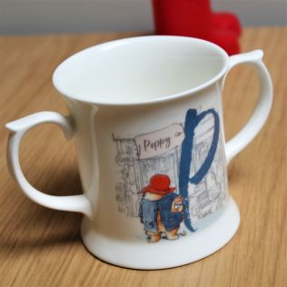 Personalised Paddington Bear Initial Loving Cup Product Image