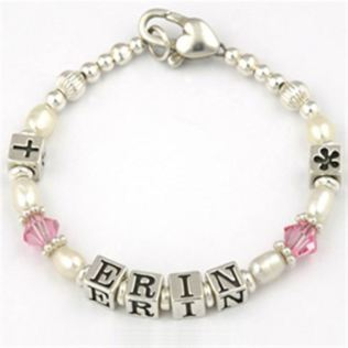 Personalised Baby Bracelet Product Image