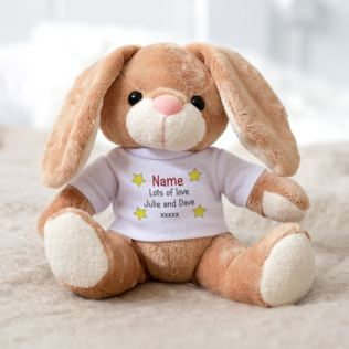 Personalised Bunny Rabbit Product Image