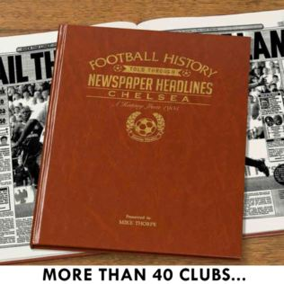 Personalised Football Book Product Image 4214e4db7