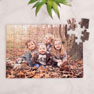 Personalised Photo Upload Jigsaw Product Image