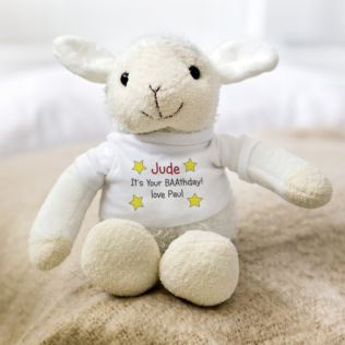 Personalised Little Lamb Product Image